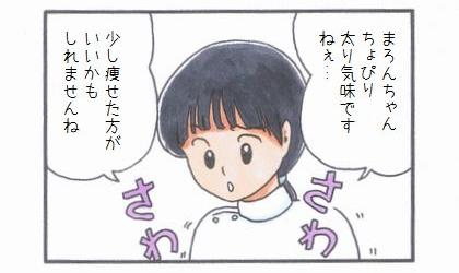 まろんダイエット作戦☆きっかけ-3