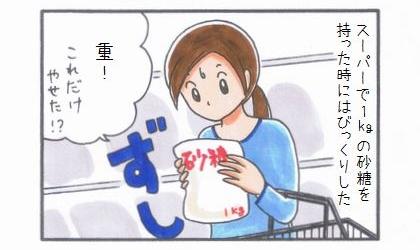 まろんダイエット作戦☆ダイエットを終えて…-4