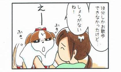 不足したお散歩-2
