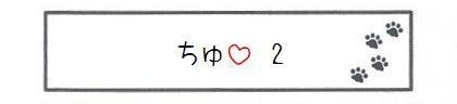 ちゅ 2-0