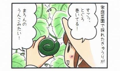うんこきゅうり-1