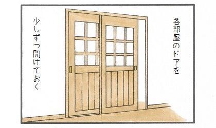 Open The Door☆隙間風-2