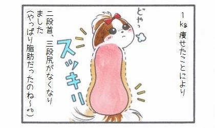 まろんダイエット作戦☆ダイエットを終えて…-1