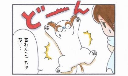 ペット用カート☆箱乗り編-4