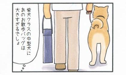 異様に大きなお散歩バッグ-2