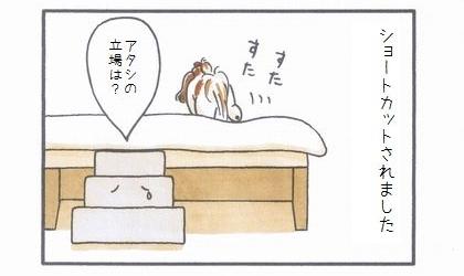犬用階段凸ショートカット編-4