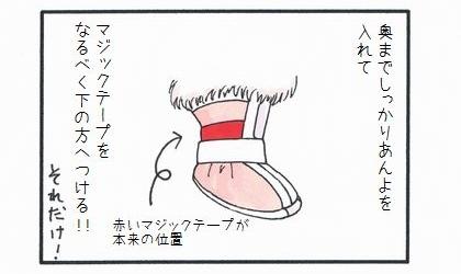 犬靴の履かせ方 コツのコツ-3
