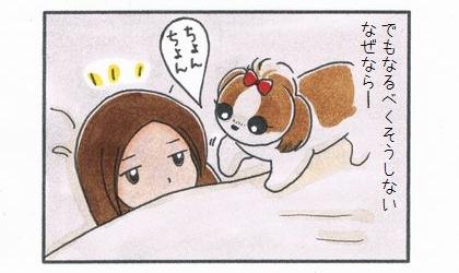 寒い寝室のススメ-2