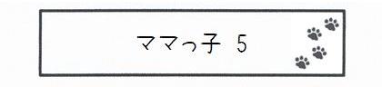 ママっ子 5-0