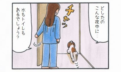 深夜の Open The Door☆-2