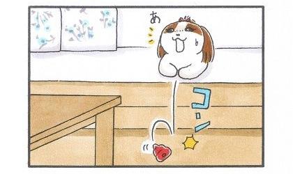 お留守番のお供♪コング-2