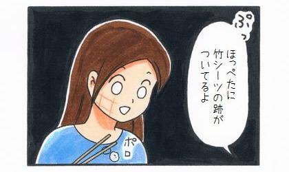 竹シーツの弊害-3