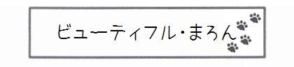 ビューティフル・まろん-0