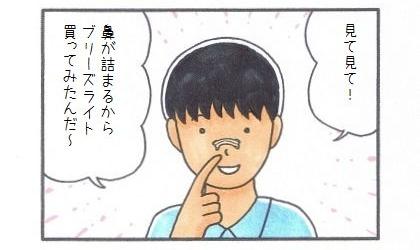 ブリーズライト 1 ~パパはプチ花粉症~-1